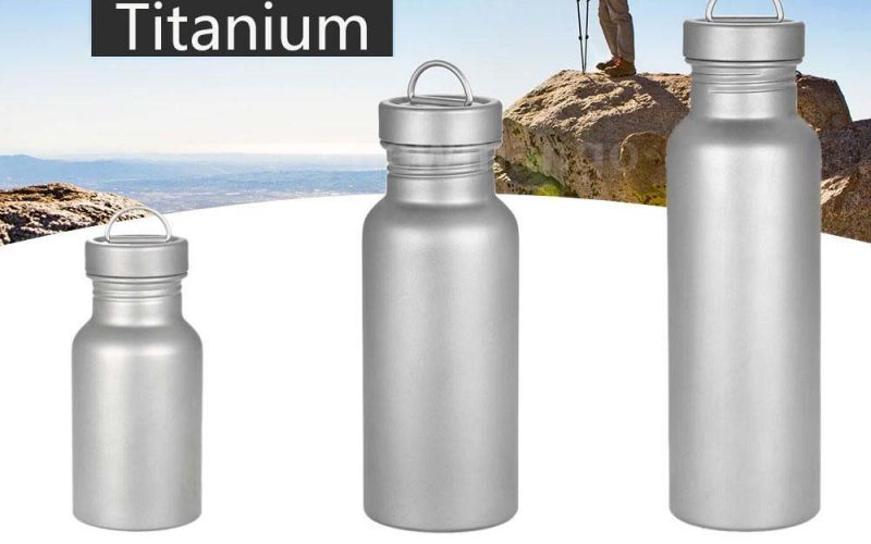 kingstar titanium water bottle