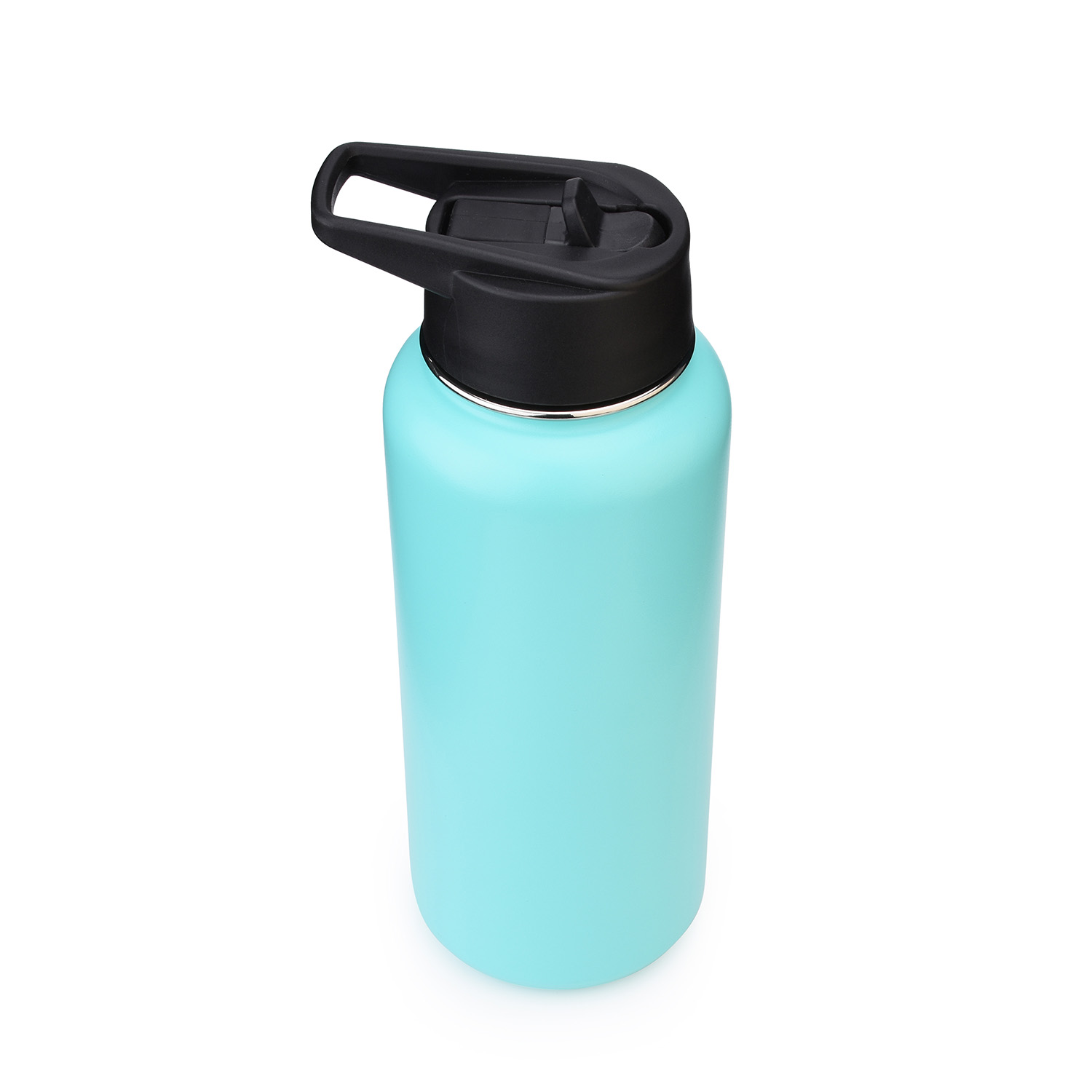 75c14a75c Double Wall Vacuum Insulated Stainless Steel Water Bottle 32 oz Wide ...