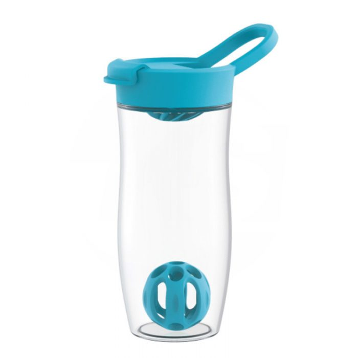 Tritan Tumbler Protein Shaker Bottle with Shake Ball