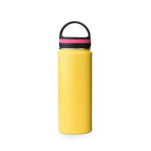 vacuum insulated stainless steel reusable water bottle