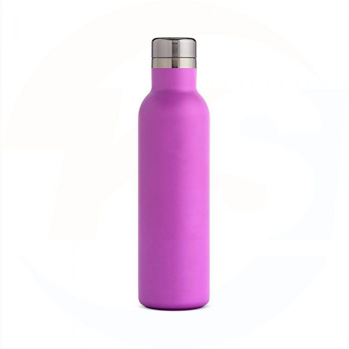 Double Wall Vacuum Insulated Stainless Steel Wine Bottle