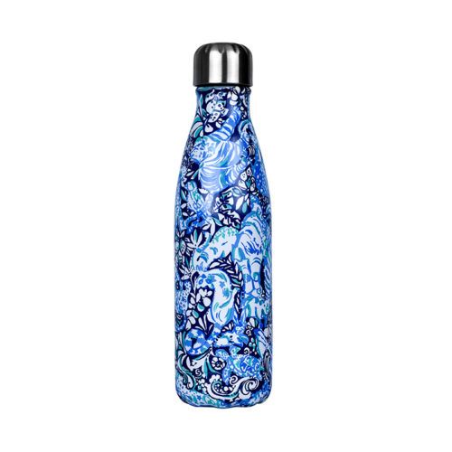 cola shape water bottle