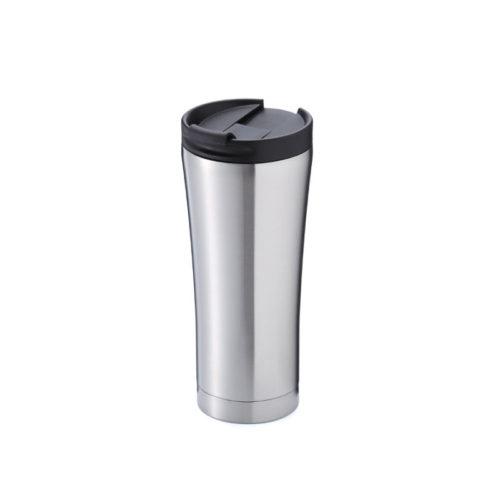 coffee mug with thread lid