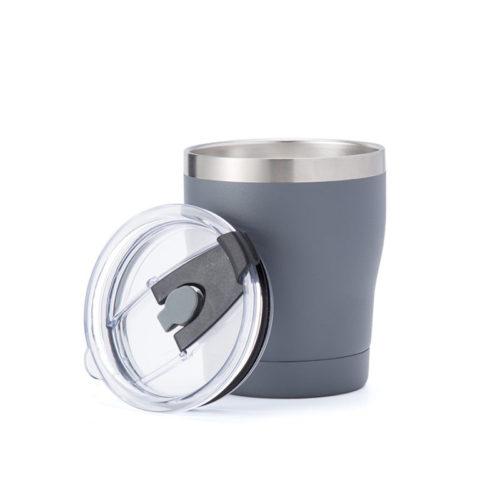 mug with flip straw lid