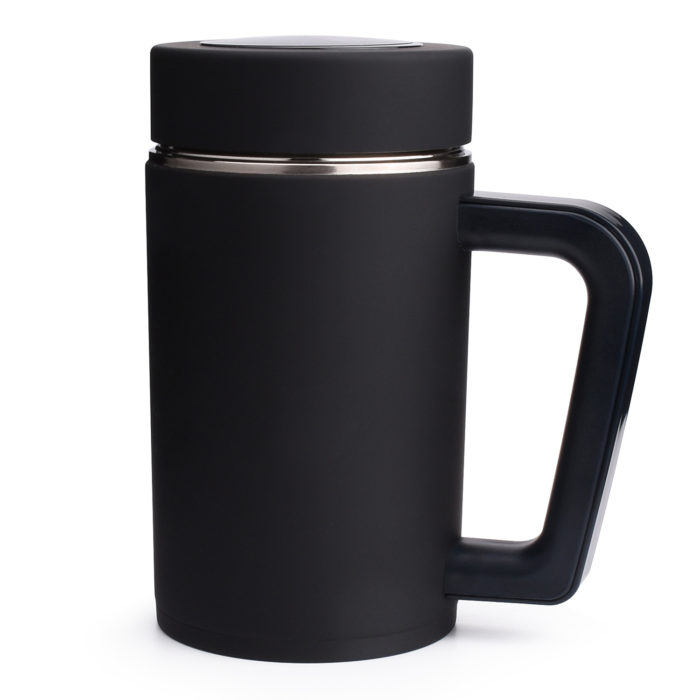 mug with tea ss infuser