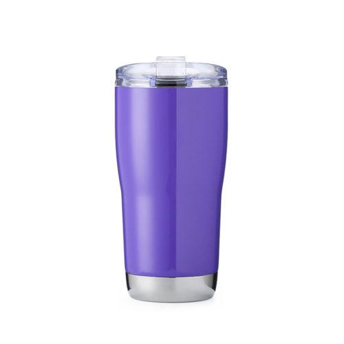mug with flip lid