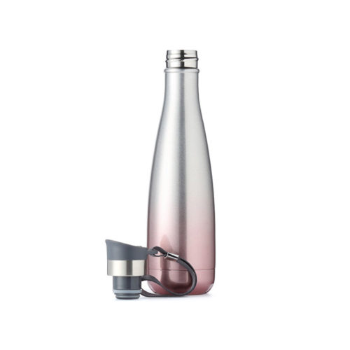 cola shape water bottle