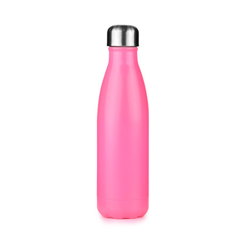insulated water bottle cola shape
