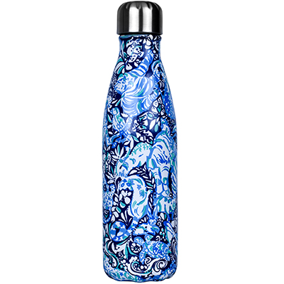 high quality cola shape water bottle