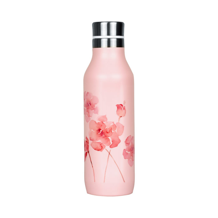 insulated stainless steel wine bottle