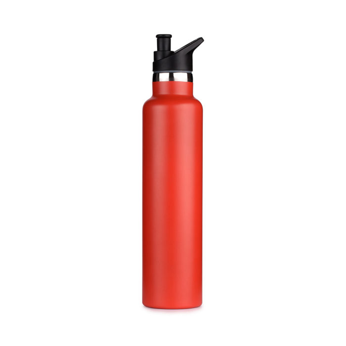 standard mouth insulated bottle with sport cap