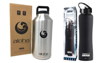 water bottle gift box