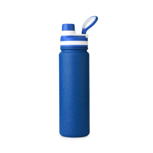 reusable sports bottle with spout lid