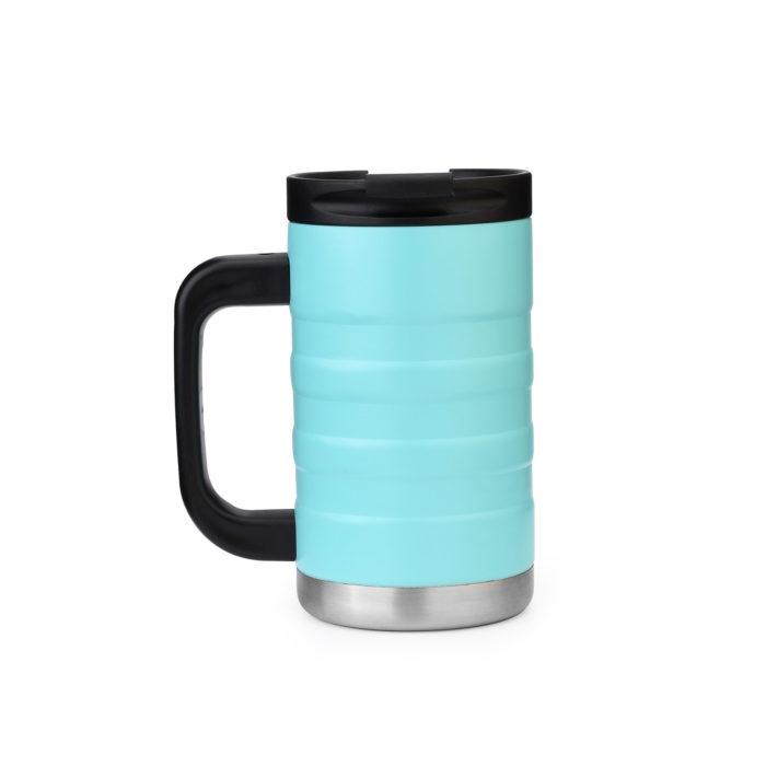 vacuum insulated stainless steel stein beer mug pint