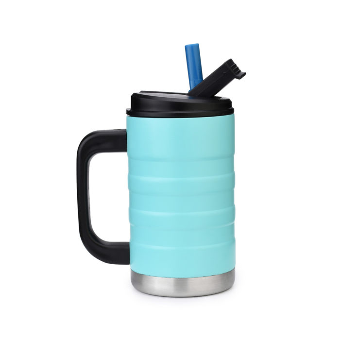 vacuum insulated stainless steel stein beer mug pint