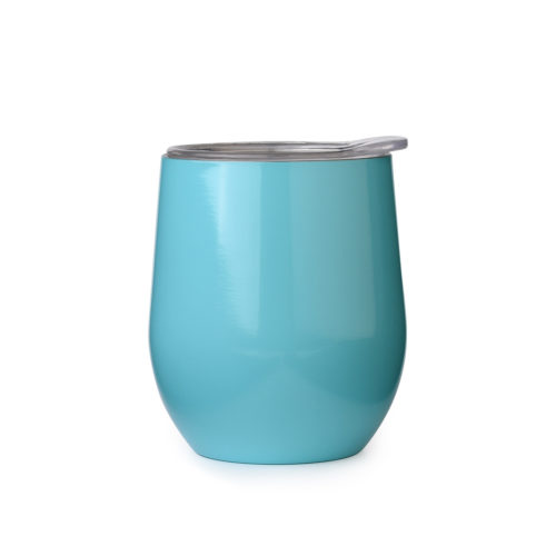 insulated wine cup 6 oz