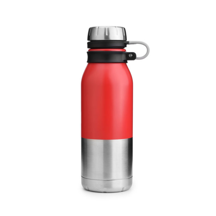thermos drink bottle with handle