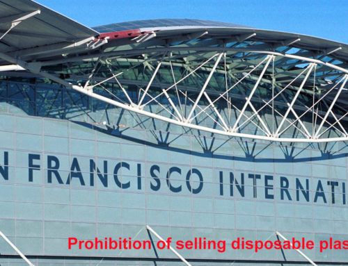 San Francisco International Airport will Ban the Sale of Disposable Plastic Bottles