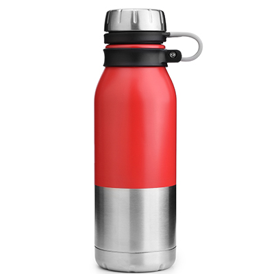 thermal insulated stainless steel reusable water bottle