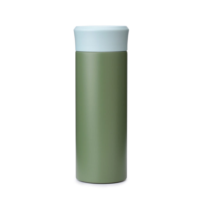 insulated stainless steel lightweight water bottle