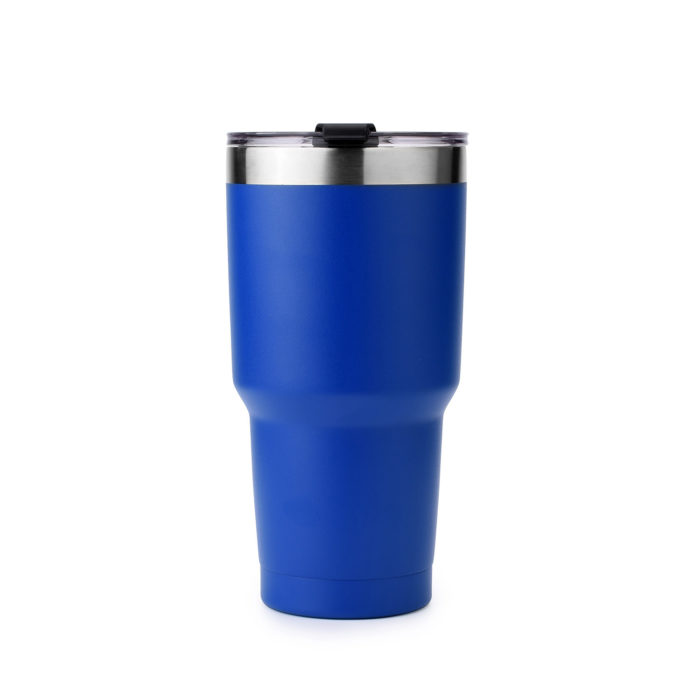 vacuum insulated double walled stainless steel tumbler