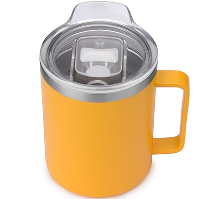 thermos stainless steel mug cup with handle