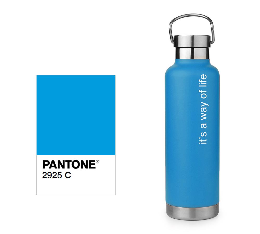custom color water bottle