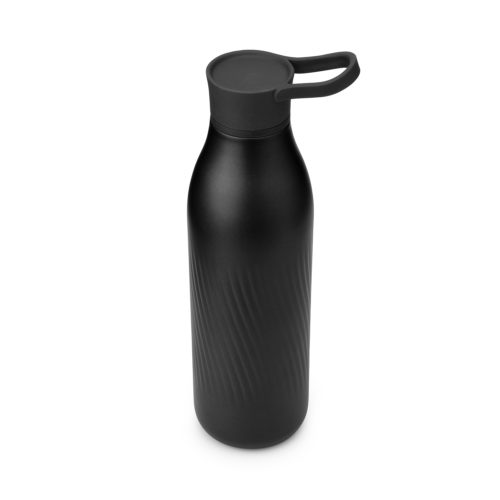 stainless steel narrow mouth water bottle