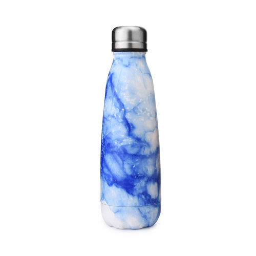vacuum insulated stainless steel water bottle cola shape