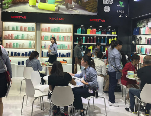 The Dazzling Star of the 126th Canton Fair – KingStar