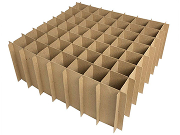 egg crate board foam packing