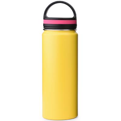 stainless steel water bottle 18 oz