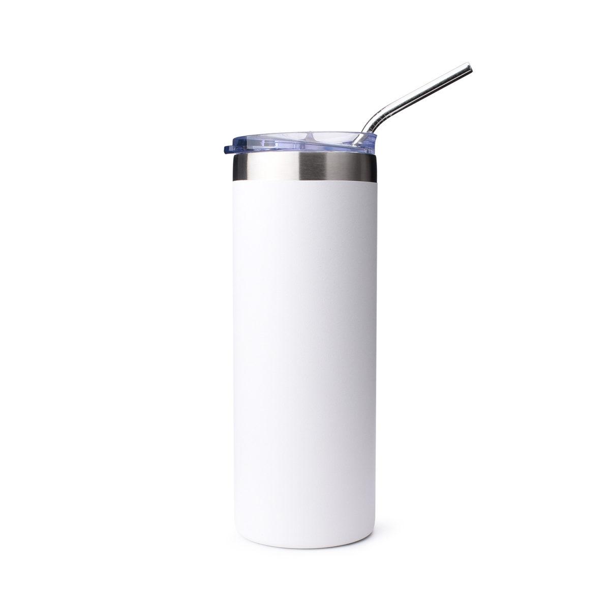 stainless steel skinny tumbler