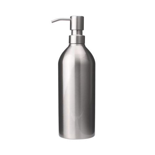 stainless steel sanitizer dispenser