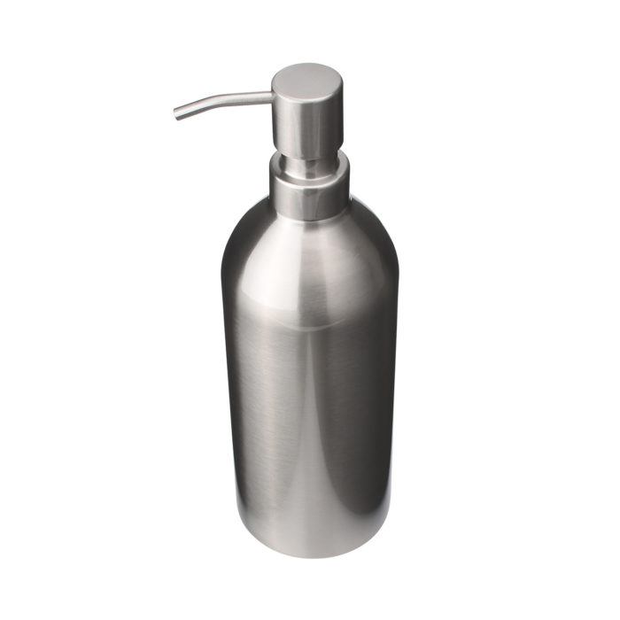 reusable sanitizer dispenser