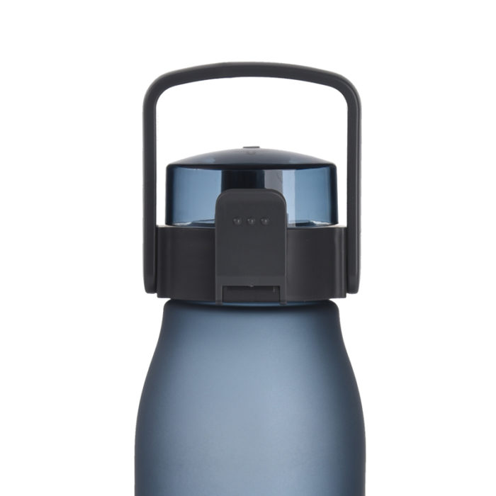 plastic Tritan water bottle with handle