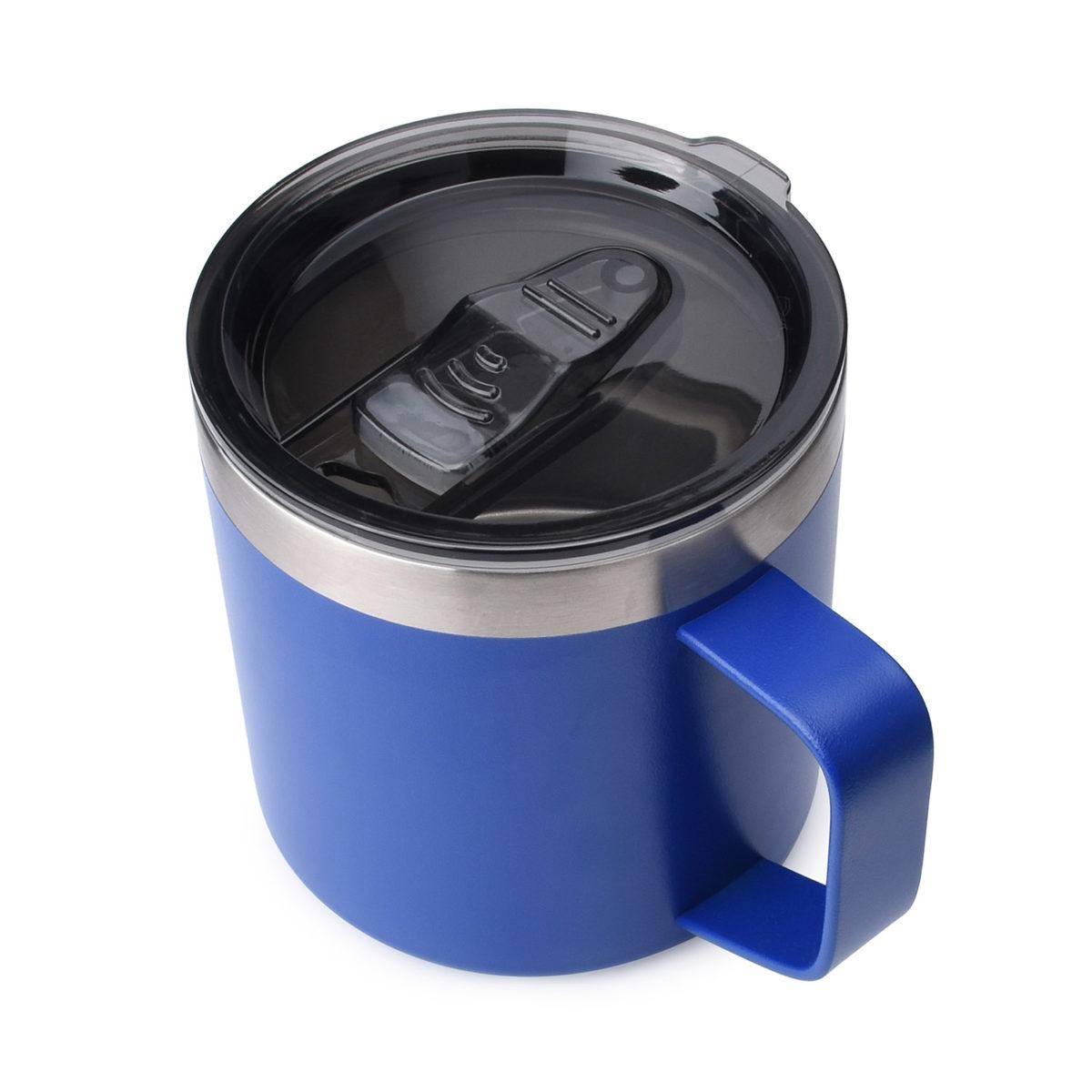 er 14 oz mug with slider lid