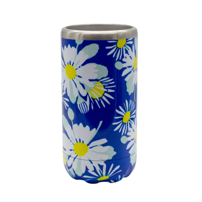 skinny can cooler slim insulated stainless steel kooize