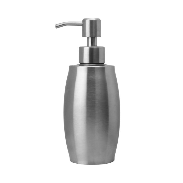 reusable metal soap dispenser liquid pump for kitchen sink