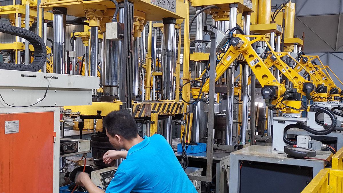 vacuum flask manufacturing process