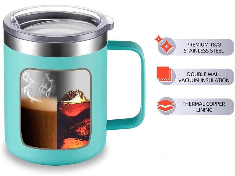 stainless steel tumbler mug