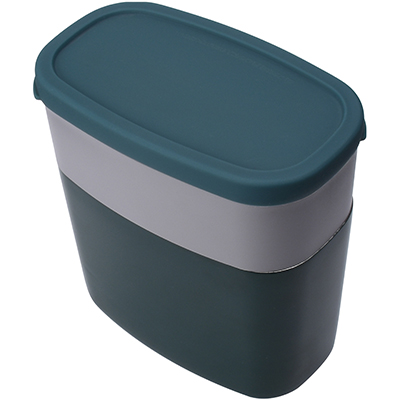 Square rectangular oval insulated lunch box food container