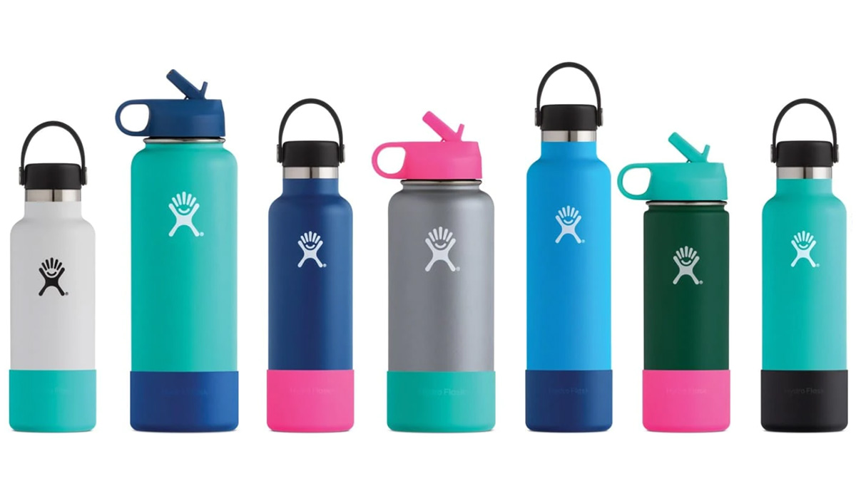 stainless steel vacuum insulted hydro flask