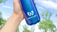 insulated water bottle with screen printing logo