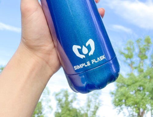 Custom Insulated Stainless Steel Water Bottle Manufacturing: Cause Analysis of Poor Silk Screen Printing Logos