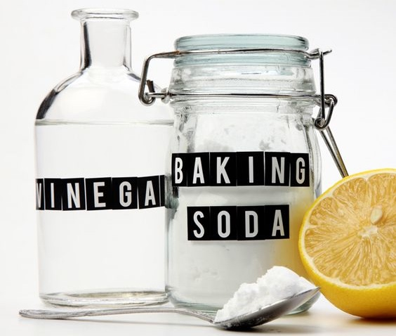soda for cleaning tumblers