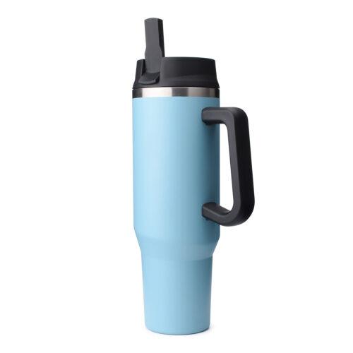 blank tumbler bottle with handle 40 oz