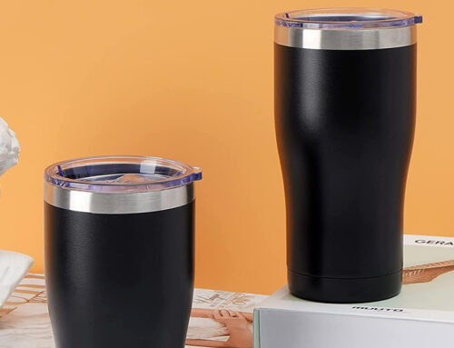Custom Insulated Stainless Steel Tumblers